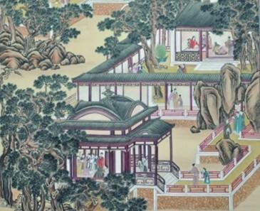 头发的艺术,中国刺绣瑰宝